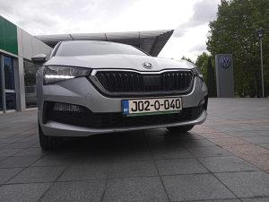 Škoda Scala 1.0 TSI 2019 Ambition