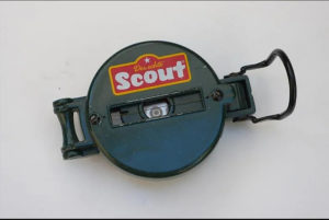 Extra kompas/busola SCOUT Njemačka