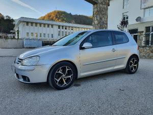 VW Golf V 5 2.0 TDI 6+R Reg 07/2021 NAVI EURO 4 ZAMJENA