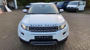 Range Rover Evoque registrovan