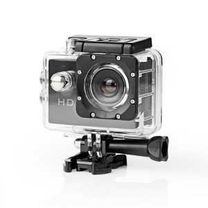NEDIS 720p HD Action kamera | 12MP | 2 zaslon