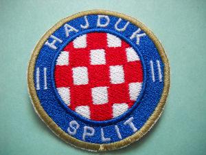 Amblem NK Hajduk Split