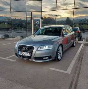 Audi A6 2.7 TDI QUATTRO FACELIFT EURO KUKA