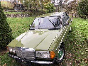 Mercedes-Benz 123 D