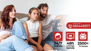 IPTV rabbit   TEST 48H   VRAĆANJE KANALA 48H