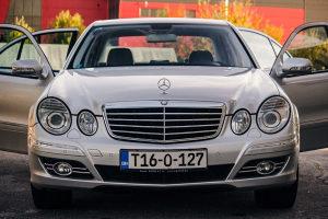 Mercedes E 320 4 MATIC EVO