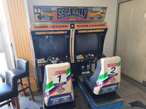 Sega Rally Igra Igranonica Igra na kovanice Nintendo