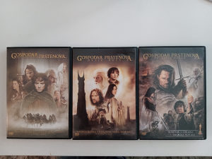 AKCIJAThe Lord Of The Rings-Gospodar prstenova ORIGINAL