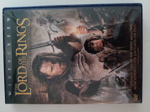 The Lord Of The Rings Gospodar prstenova POVRATAK KRALJ