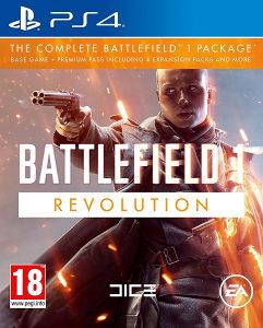 PS4 Battlefield 1 Revolution (PlayStation 4)