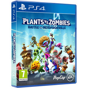 PS4 Plants VS Zombies BF Neighborville (PlayStation 4)