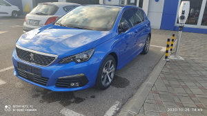 NOVI PEUGEOT 308 GT 1.5 BLUE HI 130 KS EAT8