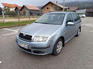 Škoda Fabia 1.4 tdi TEK REGISTROVANA
