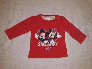 3 C&A Minnie Mause majice vel.62