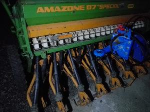 Amazone 2, 5 metra D7