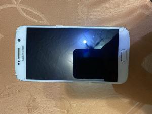 Samsung S6 White