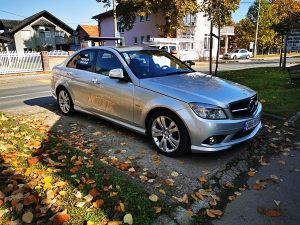 Mercedes C320 C 320 CDI FULL AMG 7G TRONIK F1 W204