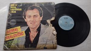Gramofonska ploča Kemal Malovčić 1982.