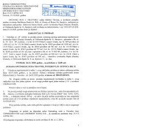 Prodaja zemljista na Vlasicu