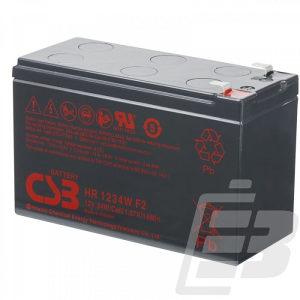 UPS CSB baterija 12V/9Ah HR 1234W