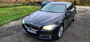 BMW 520d LUXURY MOZE ZAMJENA
