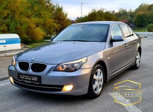 BMW 520d LCI FACELIFT 2009 GOD. TEK UVEZEN!