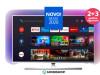 PHILIPS TELEVIZOR 43PUS7555, E-LED 43″, SMART TV
