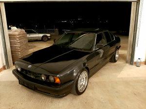 BMW e34 525 525i