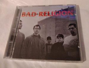 BAD RELIGION CD Stranger than fiction 1994 punk