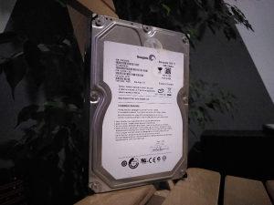 Seagate 1500GB HDD