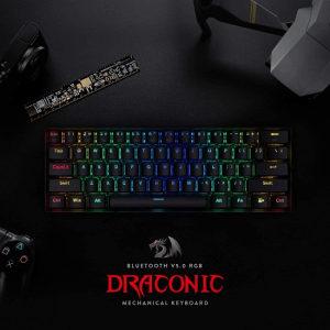 ReDragon - Wireless Mehanicka Tastatura Draconica