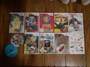 Nintendo wii nitendo wii Super Mario