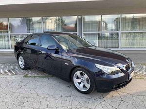 BMW  530d e60  TVORNICKO STANJE
