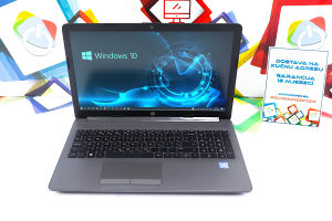 Laptop HP 250 G7; N4020; 256GB SSD; 8GB DDR4