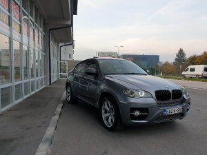 BMW X6 35d 210kW 3.0 bi-turbo 2008 god *max full*