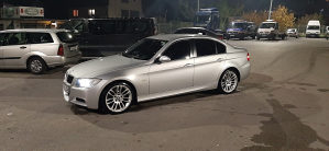 BMW E90 330d M Xdrive Tek Reg 10/2021 God