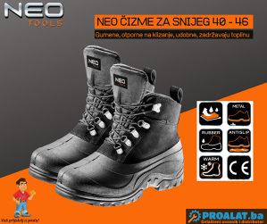 NEO Čizme za snijeg 40-46 82-131
