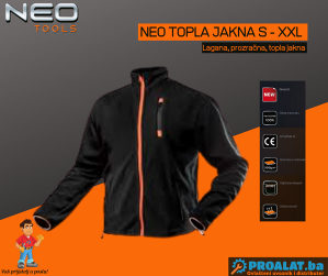 NEO Radna jakna topla S-XXL 81-500
