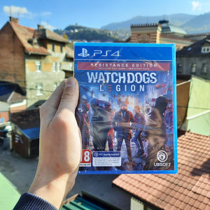 Watch Dogs Legion Playstation 4 PS4 AKCIJA
