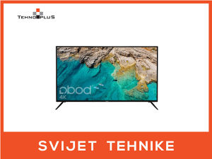 TV LED Lobod LU55N20S T2S2 4K Smart