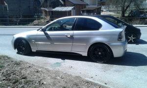 BMW 316 ti 1.8benzin 85kw m optic 2003 god