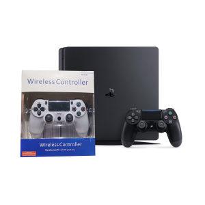 Sony PlayStation 4 500 GB Slim + Cybora gamepad
