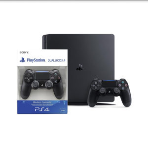 Sony PlayStation 4 500 GB Slim + Controller V2