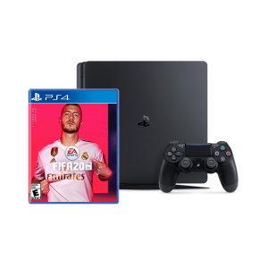 Sony PlayStation 4 500 GB Slim + FIFA 2020