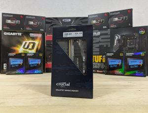 Crucial Ballistix 16GB (2x8GB) DDR4 3200 MHz CL16