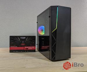Racunar Gaming PC RX 550 4GB/I5 4570/8GB/500GB