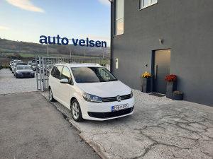 VW TOURAN 2.0 TDI 103 KW DSG 2012 NAVI,