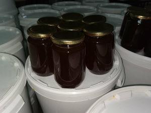 Domaci vrcani med