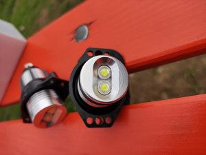 Angel Eyes markeri ringovi pozicije LED E90 E91