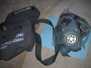 Gas maska MC 1